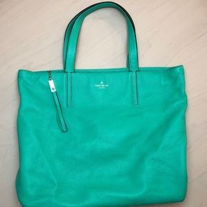 Kate Spade Leather Tote Bag - GREAT CONDITION